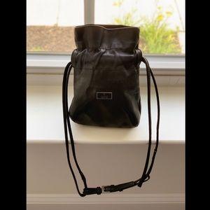 Gucci Bags - Gucci black leather mini bag 👛